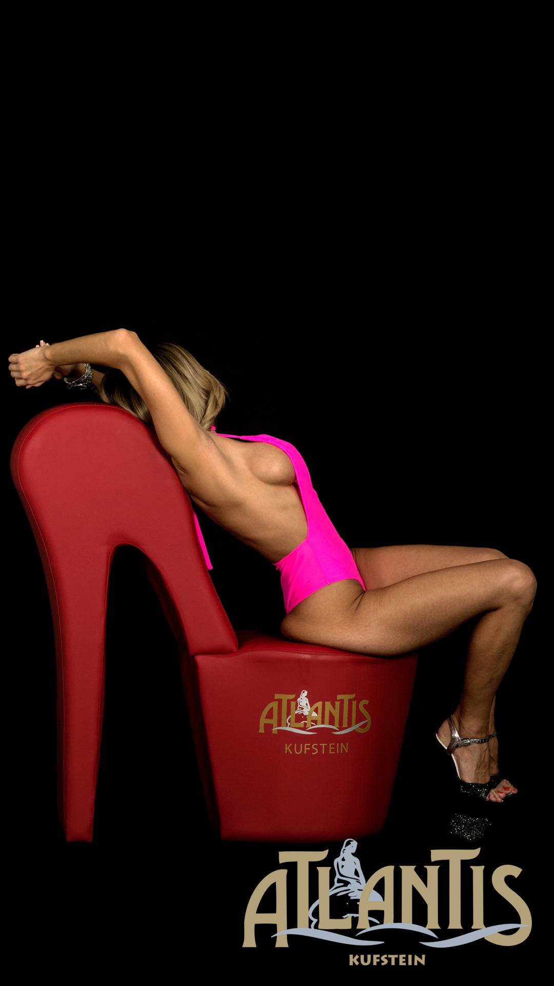 Ivana unser Topmodel aus dem Atlantis