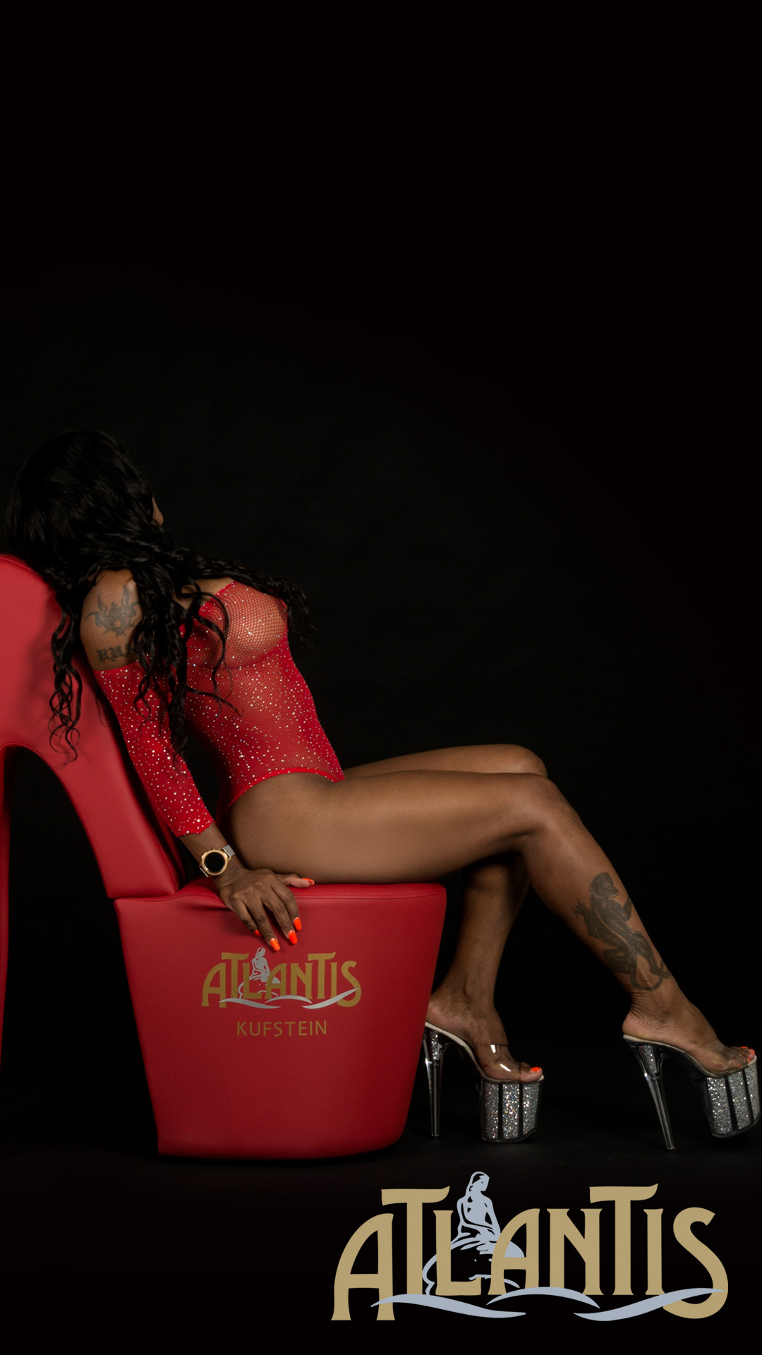 Sexy Black Beauty Girl Viagra