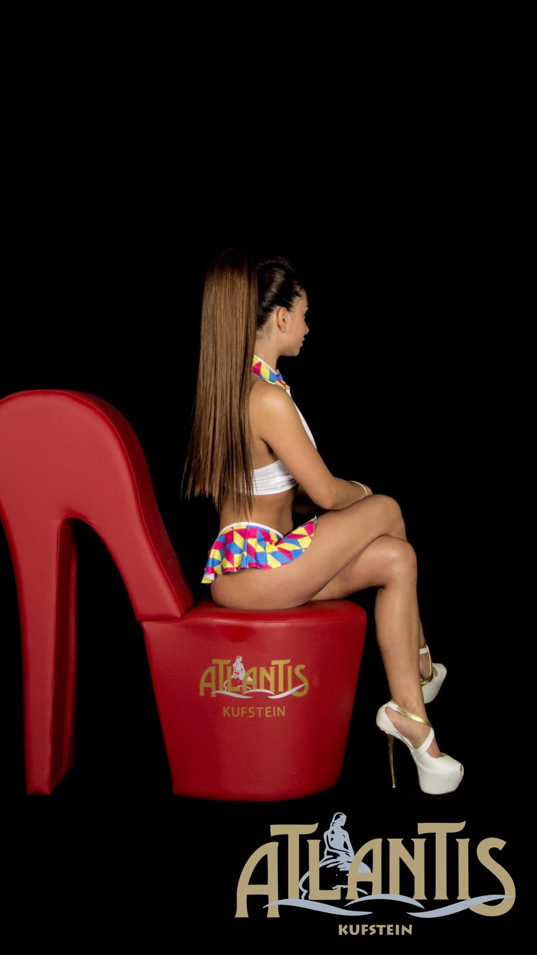 Diana Setcard Atlantis Damen